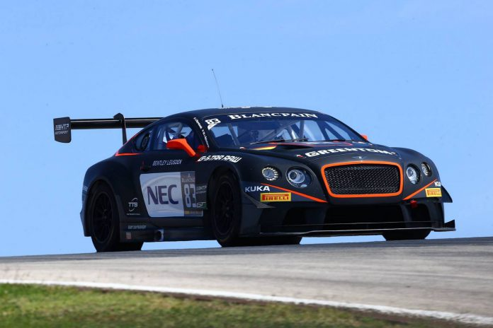 Blancpaain GT  Bentley Continental GT