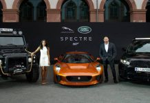 James Bond Cars Spectre