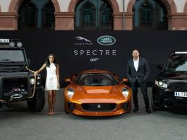 James Bond Cars Spectre