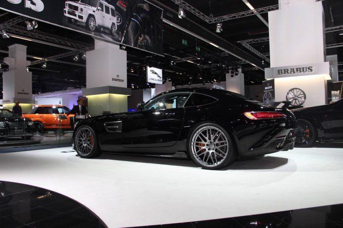 Brabus AMG GT (8)
