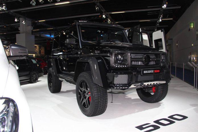 Brabus G500 4x4
