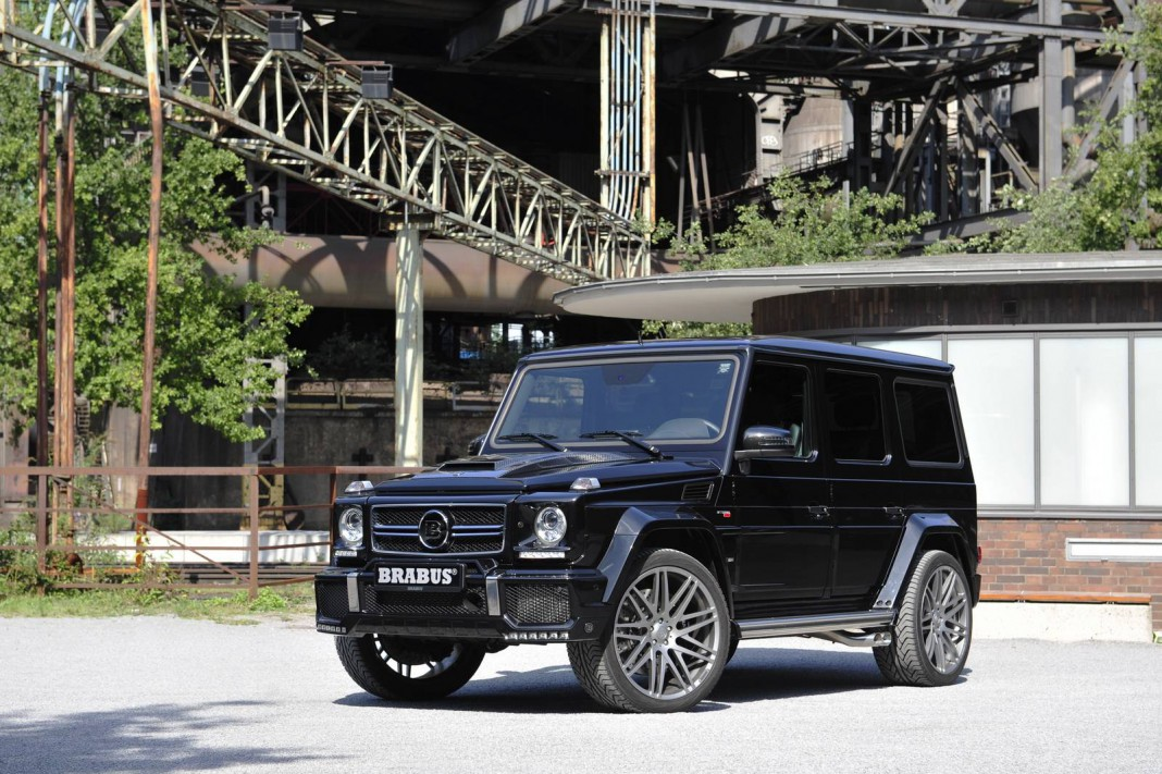 Official 2016 brabus g63 amg 850 6 0 widestar gtspirit for Mercedes benz g class brabus