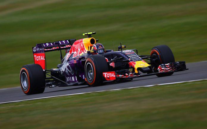 Red Bull British GP 2015