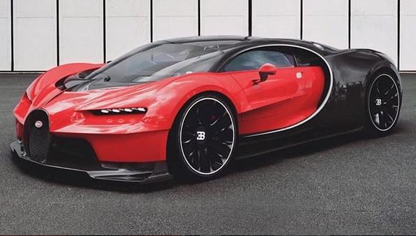 Bugatti Chiron Crash Test Mule Previews New Design Gtspirit
