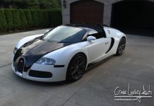 Bugatti Veyron Grand Sport for sale
