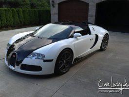 Bugatti Veyron Grand Sport for sale