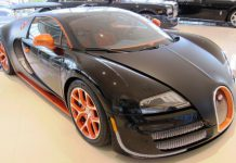 Bugatti Veyron Grand Sport Vitesse for sale