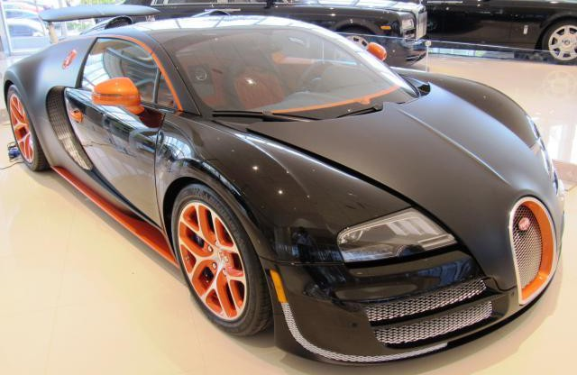 3 5 million bugatti veyron vitesse for sale gtspirit. Black Bedroom Furniture Sets. Home Design Ideas