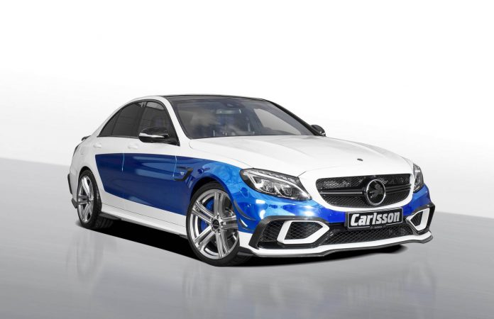 Carlsson Mercedes-AMG C63 S