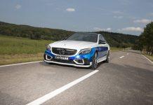 Custom Mercedes-AMG C63 S by Carlsson