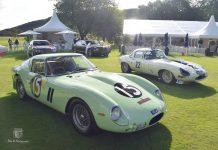 Ferrari Concours of Elegance Edinburgh