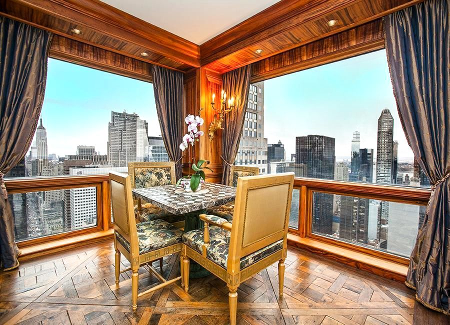 Cristiano Ronaldo New York apartment