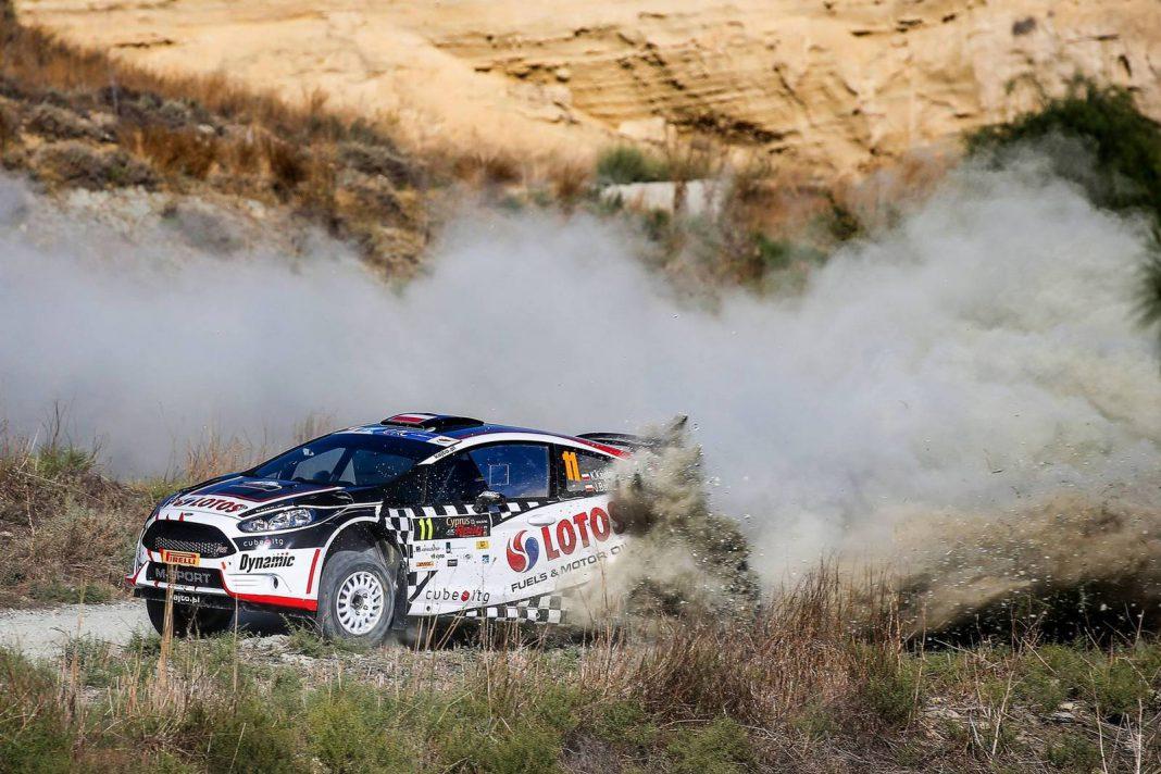 FIA ERC Cyprus Rally 2015