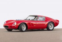 Ferrari 250 GT Drogo auction front