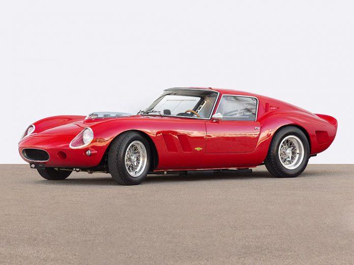 Ferrari 250 GT Drogo auction front