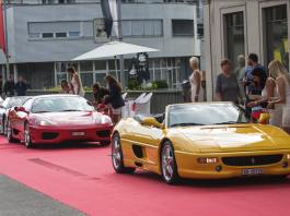 Ferrari Treffen Meet 2015 Aarberg, Switzerland Gallery 11