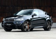 G-Power BMW X6 M50d