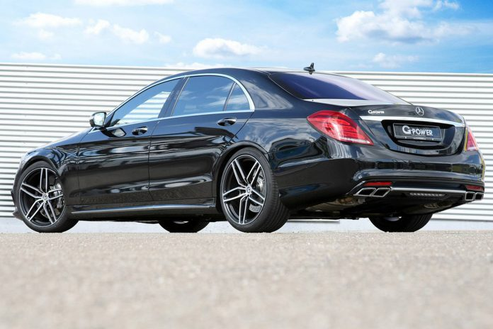 G-Power Mercedes-benz S63 AMG