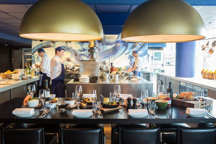 Andaz Amsterdam Bluespoon Restaurant