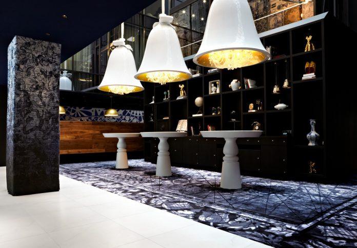 Andaz Amsterdam Lobby