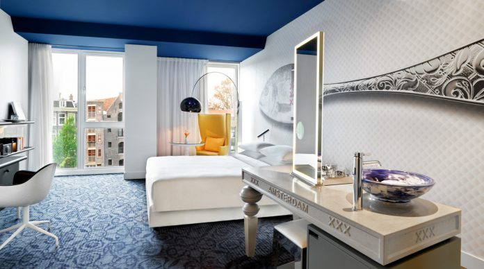 Andaz Amsterdam Canal View Room