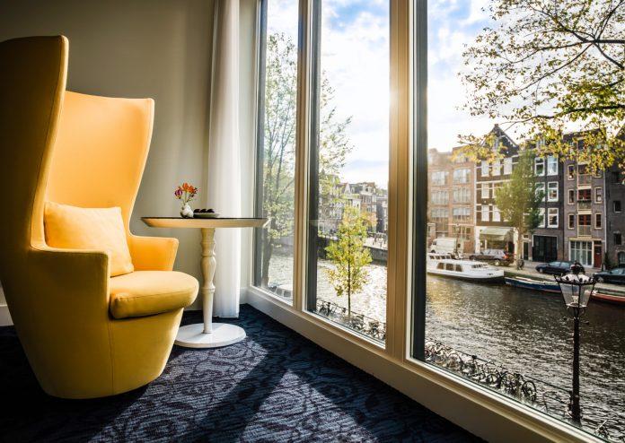 Andaz Amsterdam Deluxe Room
