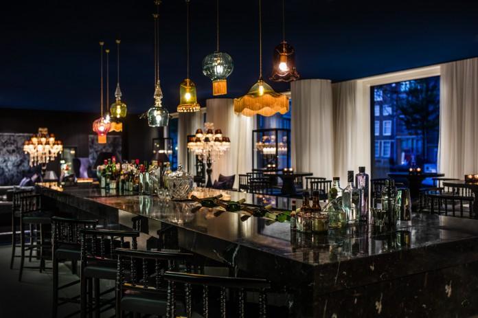 Andaz Amsterdam Bar
