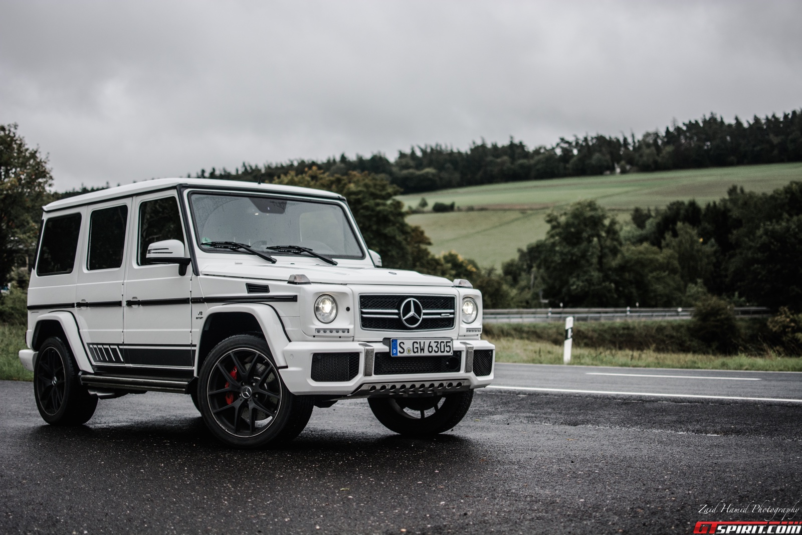 Mercedes Amg G63 463 Edition Revisited N Cash