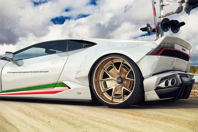 GWA Lamborghini Huracan1