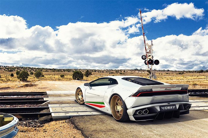 GWA Lamborghini Huracan2