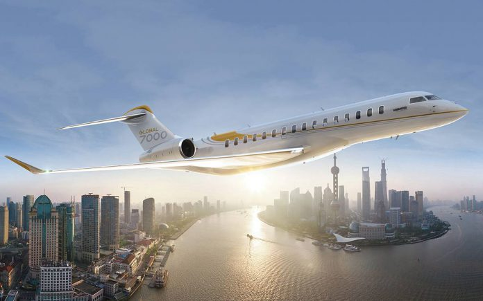 Bombadier Global 7000