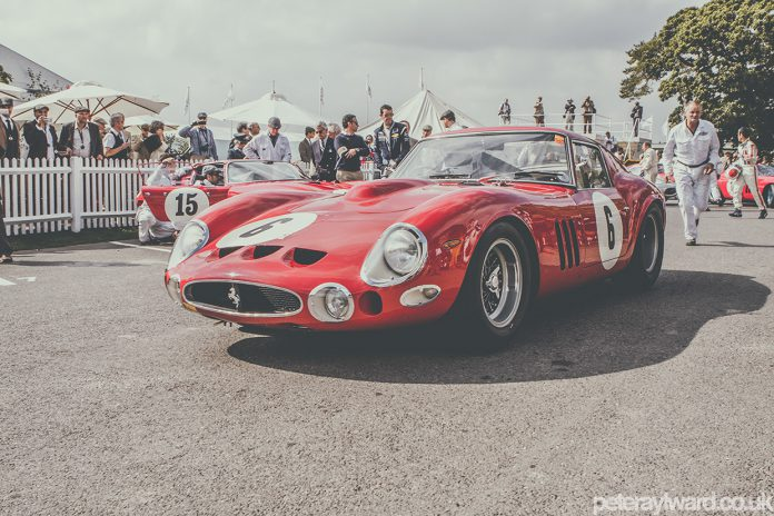 Goodwood Revival Ferrari 250 GTO