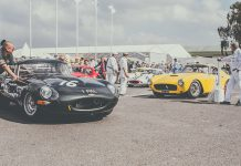 Goodwood Revival Race Cars