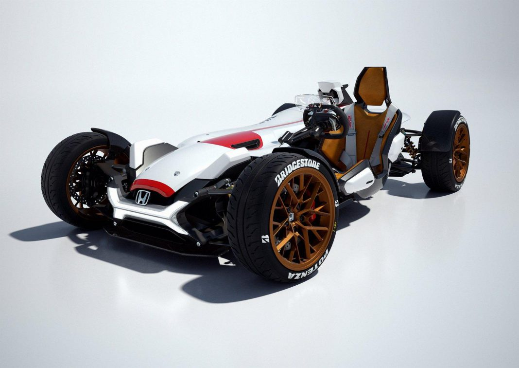 Honda Project 2 and 4 revealed