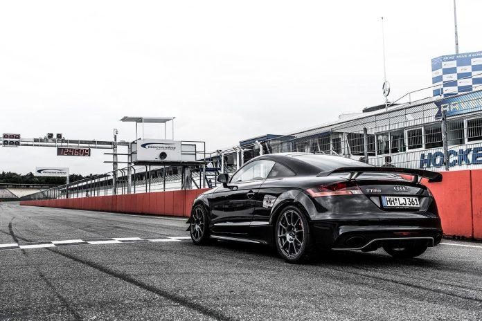 Hperformance Audi TT RS rear