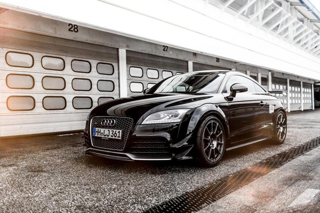 Hperformance Audi TT RS front
