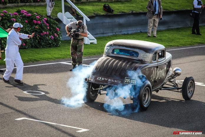 Goodwood Revival 2015 Gassers