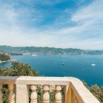 Italian villa for sale view