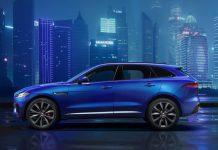 Jaguar F-Pace previewed before Frankfurt 2015