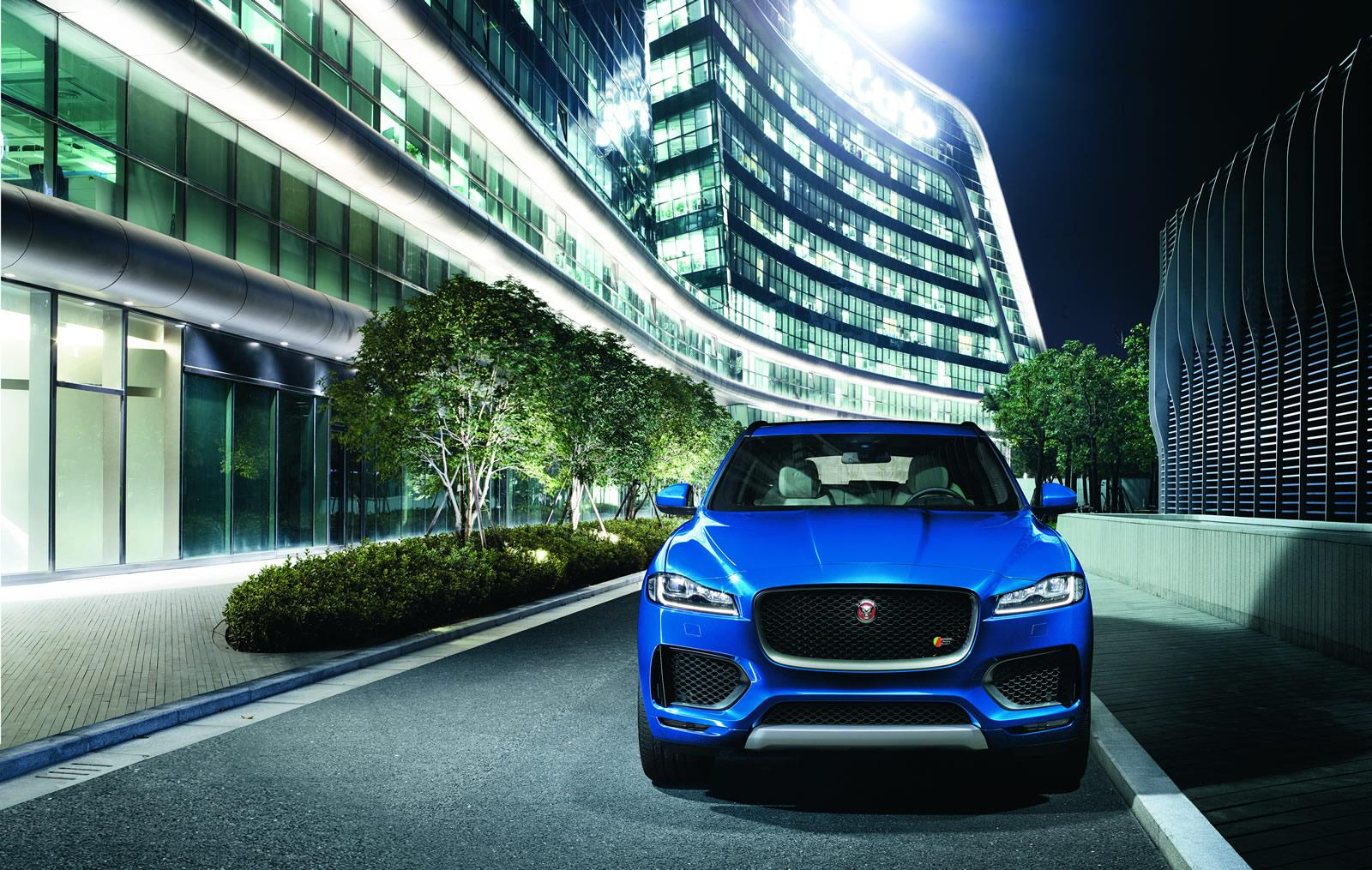 Jaguar developing all-electric E-Pace
