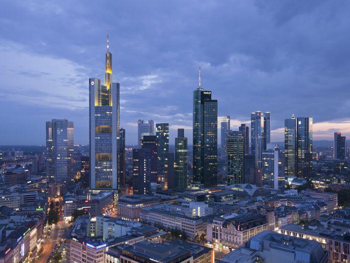 Jumeirah Frankfurt Skyline View