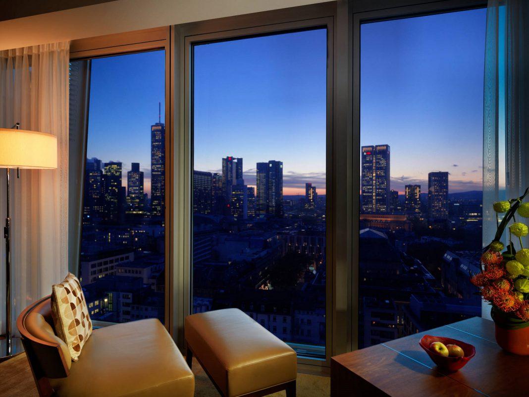 Jumeirah Frankfurt Suite View