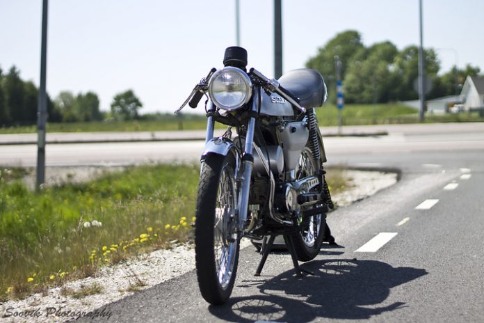 Koenigsegg owned a Suzuki K50 at the age of 12