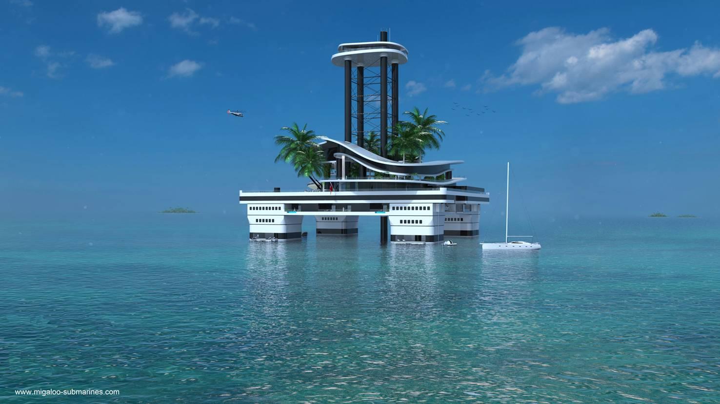 Where Is Kokomo Island