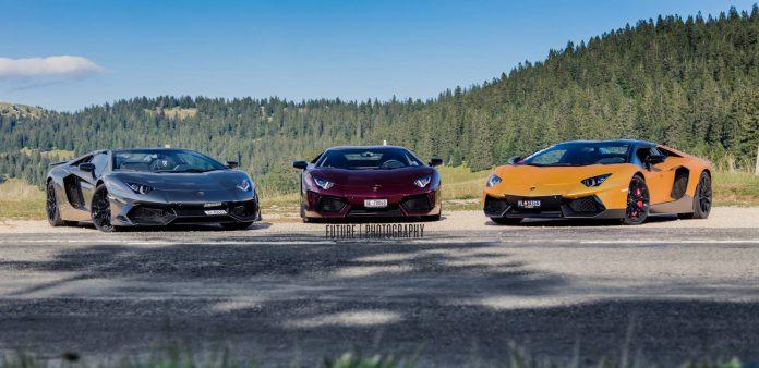 Lamborghini Aventador cover photo