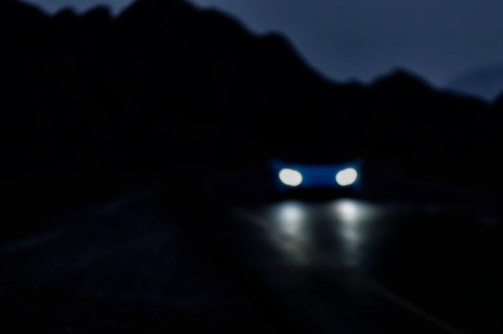 Lamborghini Huracan Spyder teaser
