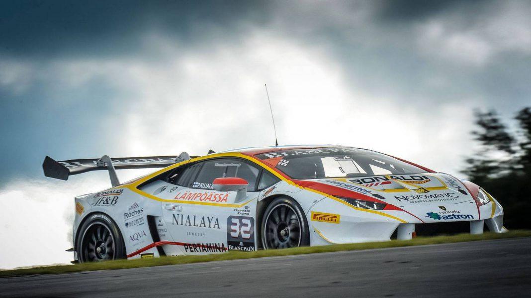 Patrick Kujala Lamborghini Super Trofeo