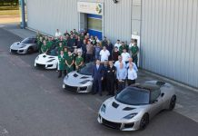 Lotus Evora 400 heading to dealerships