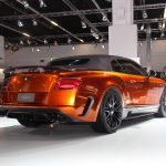 Mansory Bentley Continetal GTC rear