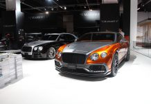 Mansory Bentley Continetal GTC